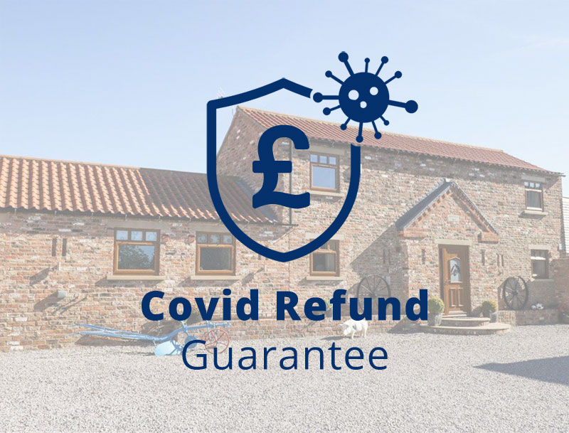 Covid Refund Guarantee